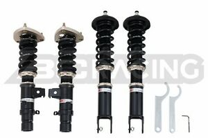 For 13 17 Honda Accord Bc Racing Br Type 30way Adjustable Suspension Coilovers