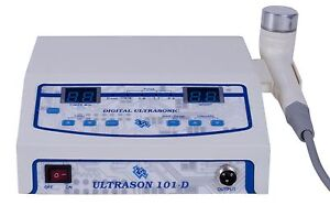 New Portable Home Ultrasound Therapy Machine For Pain Relief With 1 Mhz Wand U2