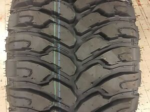 4 New 33 12 50 24 Comforser Mt Tires 10 Ply Mud 33 12 50 24 R24 1250 Offroad