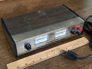 Elenco Precision Xp 655 Variable Regulated Power Supply