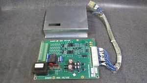 Rockwell Automation Liquiflo Sync Circuit Board Assembly Cable Model 179646