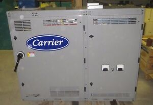 Carrier Liquiflo Reliance Lf200608ccr 608 Amp Liquid Cooled Vfd For 19xr Chiller