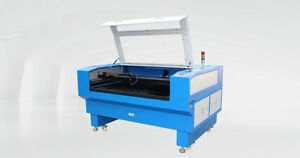 Tr 960 Cutting Engraving Laser Machine 960x600 Mm Table 100w Co2