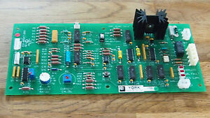 York 031 00947 000 Current Control Board Model Cm 2 R38 Rev B 684