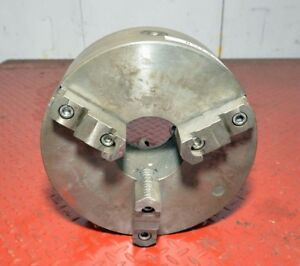 3 Jaw 12 Chuck D1 6 Spindle Mount inv 37470