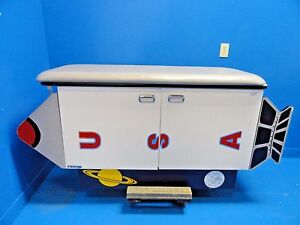 Good Time Medical Rocket Pediatric Exam Table H 35 W 24 L 68 325 Lbs 14136
