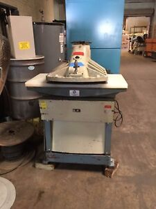 Usm Die Cutter Cutting Area 40 X 20 In Working Condition