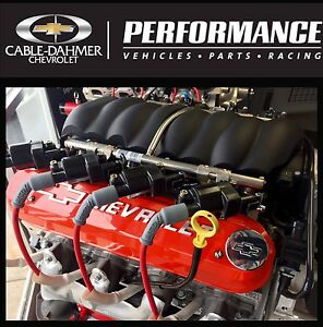 Gm Performance Parts Deluxe Package Ls3 6 2l 376 Ci 430 Hp Engine 19370416