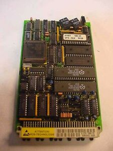Man Roland 300 700 900 Printing Press Board A 37v 1259 70 A35a 1259 70