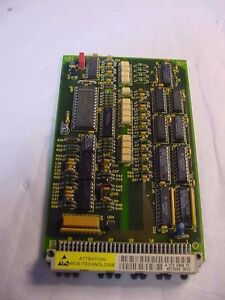 Man Roland 300 700 900 Printing Press Circuit Board A 37v 0988 70