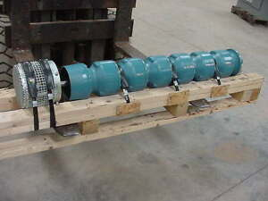 New Goulds Water Tech 6 6 Stage Turbine Pump Irrigation Cat 8rjh0