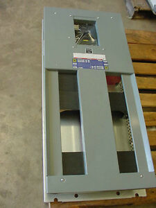 New Square D Circuit Breaker I Line Panel With Lap36400 400 A 208y 120v 30 Space