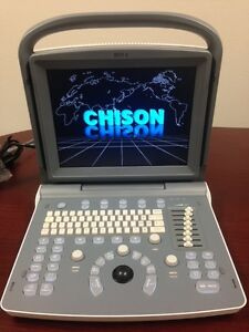 Chison Eco 2 Portable Ultrasound System