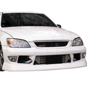 Bspo Front Bumper Body Kit Is300 For Lexus Is Series 00 05 Duraflex