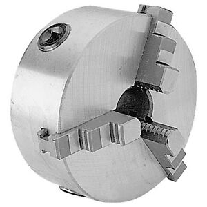 4 Inch 3 jaw Lathe Chuck plain Back 3900 0032 new Ds
