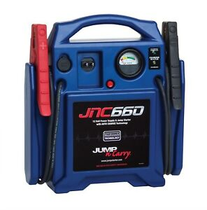 Jump N Carry Jump Starter Jnc660 1700 Amp 12v Automatic Charger H D Clamps Oem