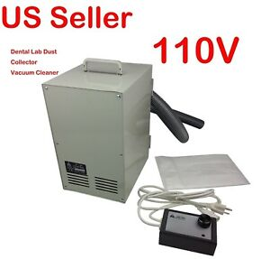 110v Professional And High Quality Dental Lab Dust Collector Vacuum Cleaner