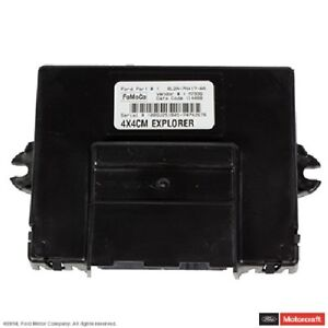 Transfer Case Control Module Motorcraft Tm 192