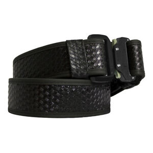 Fusion Tactical Police Patrol Belt Ii Basket Weave X large 43 48 2 Wide binding