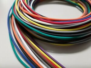 1000 Automotive Wire 10 Awg High Temp Gxl Wire 100 Ft Each Color Made In U s a