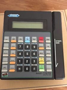 Hypercom T7 Series Credit Card Terminal In Excellent Condition