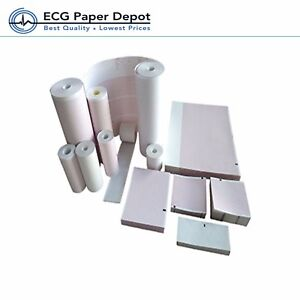 Ecg Ekg Thermal Paper 94016 Cp 10 Cp 20 Welch Allyn Compatible Machines 5 Pack