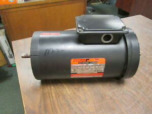 Reliance Electric Ac Motor P56x1534r 1 5hp 1725rpm Fr Fe56c 230 460v 4 2 2 1a