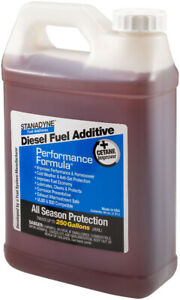 Stanadyne Performance Formula Diesel Fuel Additive 1 2 Gallon Part 38566