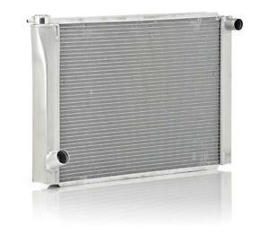 Be Cool Aluminum Circle Track Triple Pass Ford Radiator 28 X 19 2 Row 35044