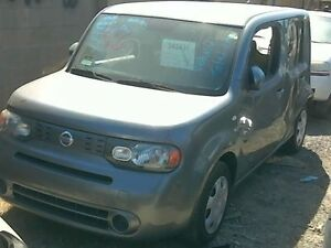 Engine Assembly Nissan Cube 09 10
