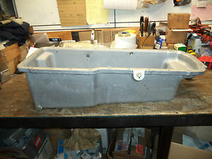 John Deere Re522651 Oil Pan