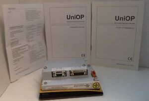 Uniop Model Md00r 02 Lcd Display Console Operator Interface P n Md004 02 0045