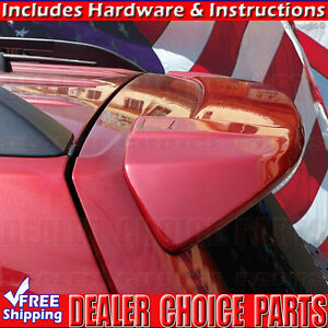 For 2009 2010 2011 2012 2013 Subaru Forester Liftgate Spoiler Wing Unpainted