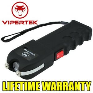 Vipertek Maximum Voltage Rechargeable With Led Light Holster