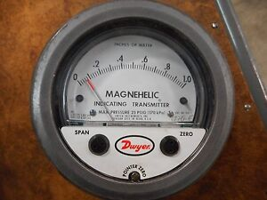 Dwyer Magnehelic Differential Transmitter