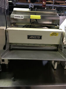 Anets Dough Roller 2 Pass Sdr 30 Pizza Countertop