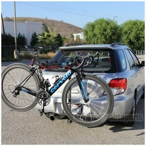 Black Powder 4 Bicycle Rack Carrier Truck Car Rear Mount Carrier Fit 1 25 2