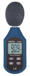 Reed R1920 Sound Level Meter Compact Series