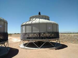 Cooling Tower T 3000 1000 Nominal Tons
