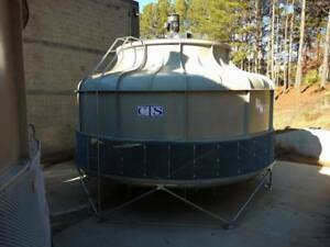 Cooling Tower Model T 2500 500 Nominal Tons