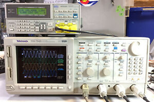 Tektronix Tds754d Upgraded To Tds784d Oscilloscope 1ghz 4gs s 13 1f 2m 2f 2c