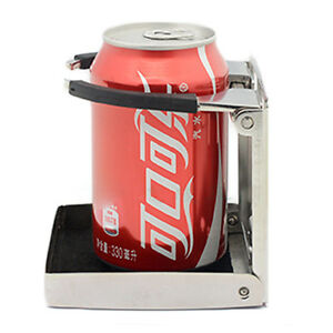 Boat Adjustable Folding Cup Drink Holder Marine Stainless Steel Yacht Car