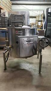 Legion 20 Gallon Tilt Kettle 208 Electric