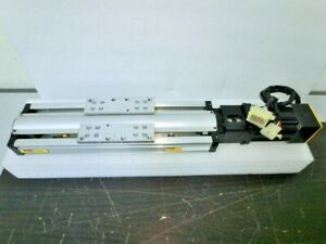 Parker 404xr Linear Guide Actuator sm232be nfln Server Motor used 4883