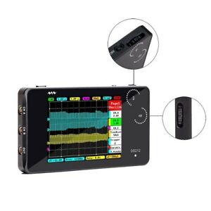 Mini Arm Dso212 Digital Storage Oscilloscope Portable Nano Handheld 1mhz 10msa s