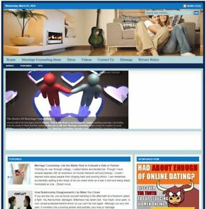 marriage Counseling Turnkey Website For Sale turnkeypages