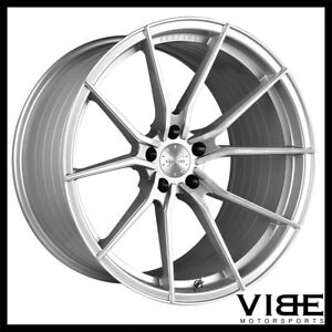21 Vertini Rf1 2 Silver Forged Concave Wheels Rims Fits Bmw I8