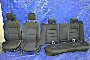 06 07 Mazdaspeed6 Front Rear Seats Interior Set Turbo Ms6 2006 2007