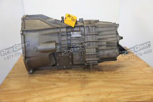 Ford Truck 6 0l Zf Transmission 6 Speed 4x2 1319051006