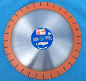 Diamond Products 18x140 Core Cut Blade Heavy Duty Orange Cured Concrete New
